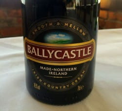 Aldi Ballycastle Irish County Cream