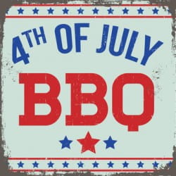 Wine, beer or cocktails - what's the best match for a 4th July barbecue?