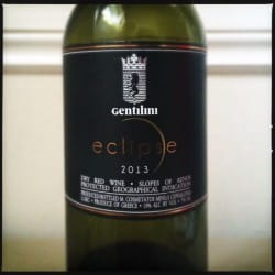 Wine of the week: Gentilini Eclipse 2013