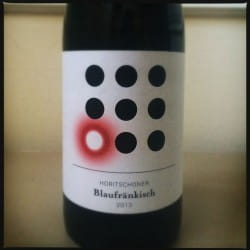 Wine of the week: Weninger Horitschoner Blaufränkisch 2013