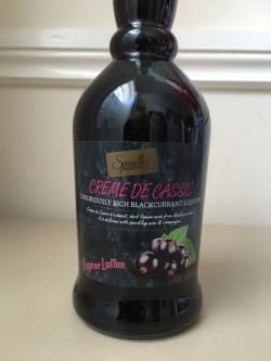 Aldi Specially Selected Creme de Cassis