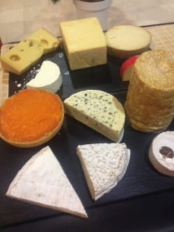 Pairing cognac and cheese