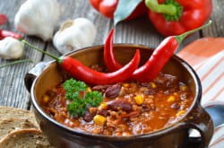 6 of the best pairings for chilli con carne