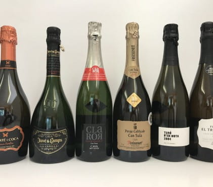 Win six bottles of super-premium Cava de Paraje
