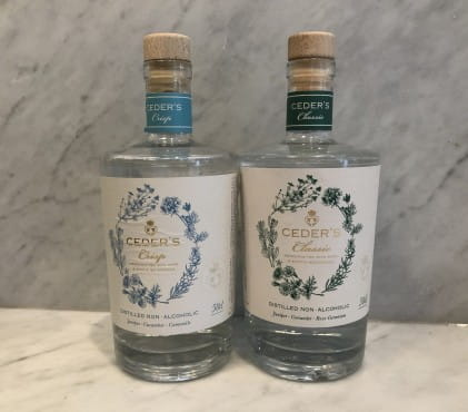 CEDER'S alcohol-free 'gin'