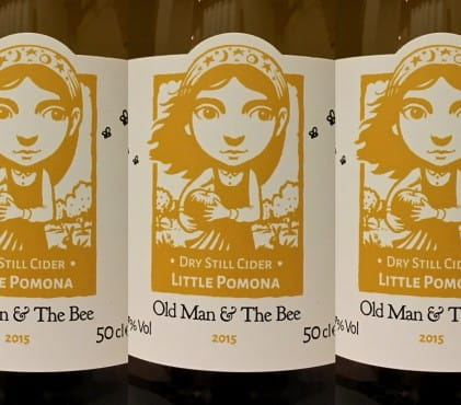 Little Pomona Old Man & The Bee: an exciting new cider