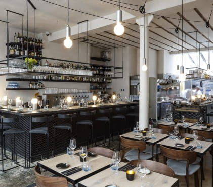 Magpie: smart bar food for wine lovers