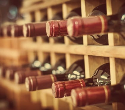 How to create a modest wine cellar on a budget
