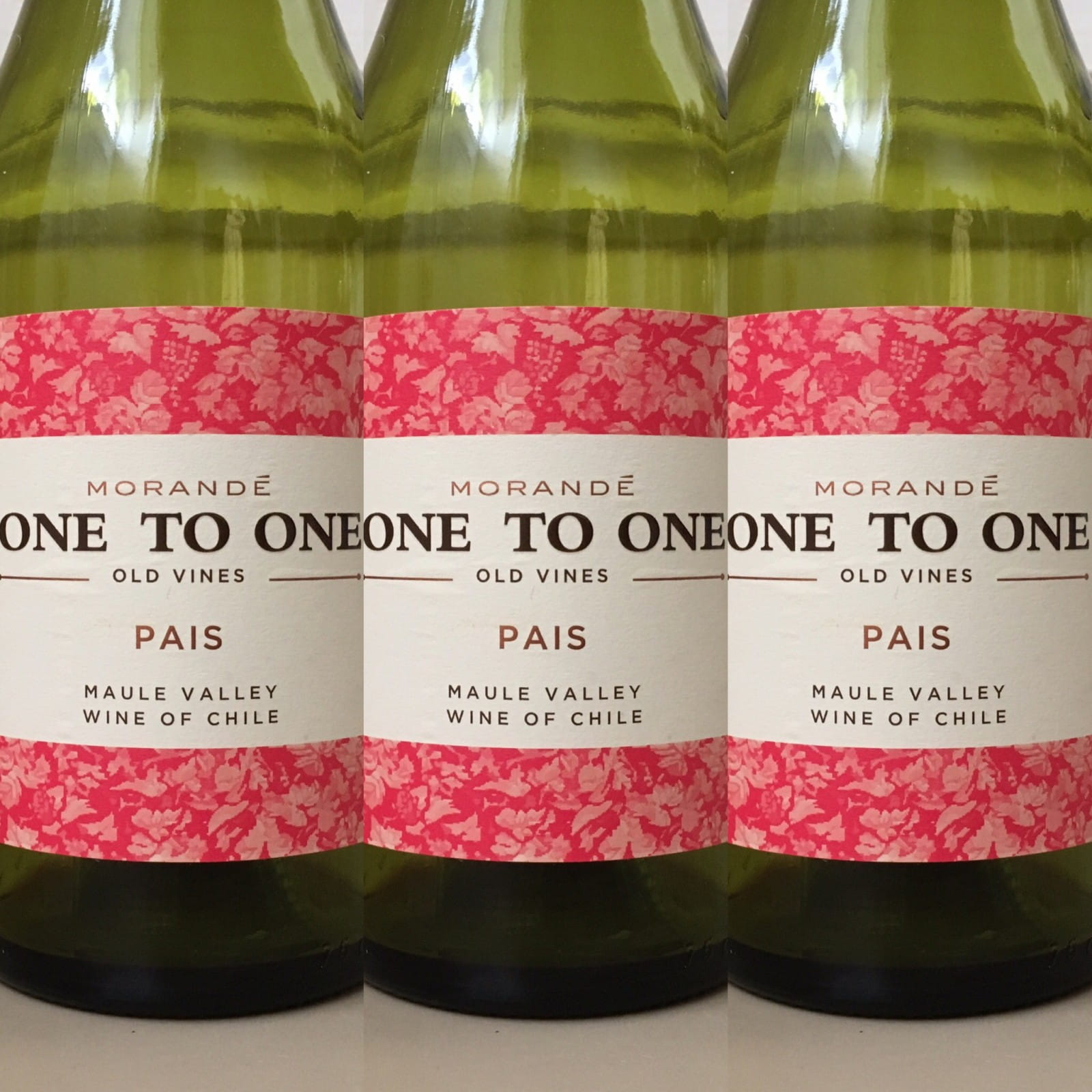 Wine of the week: Morande One to One Pais