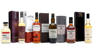 Win six fabulous whiskies from The Whisky Exchange