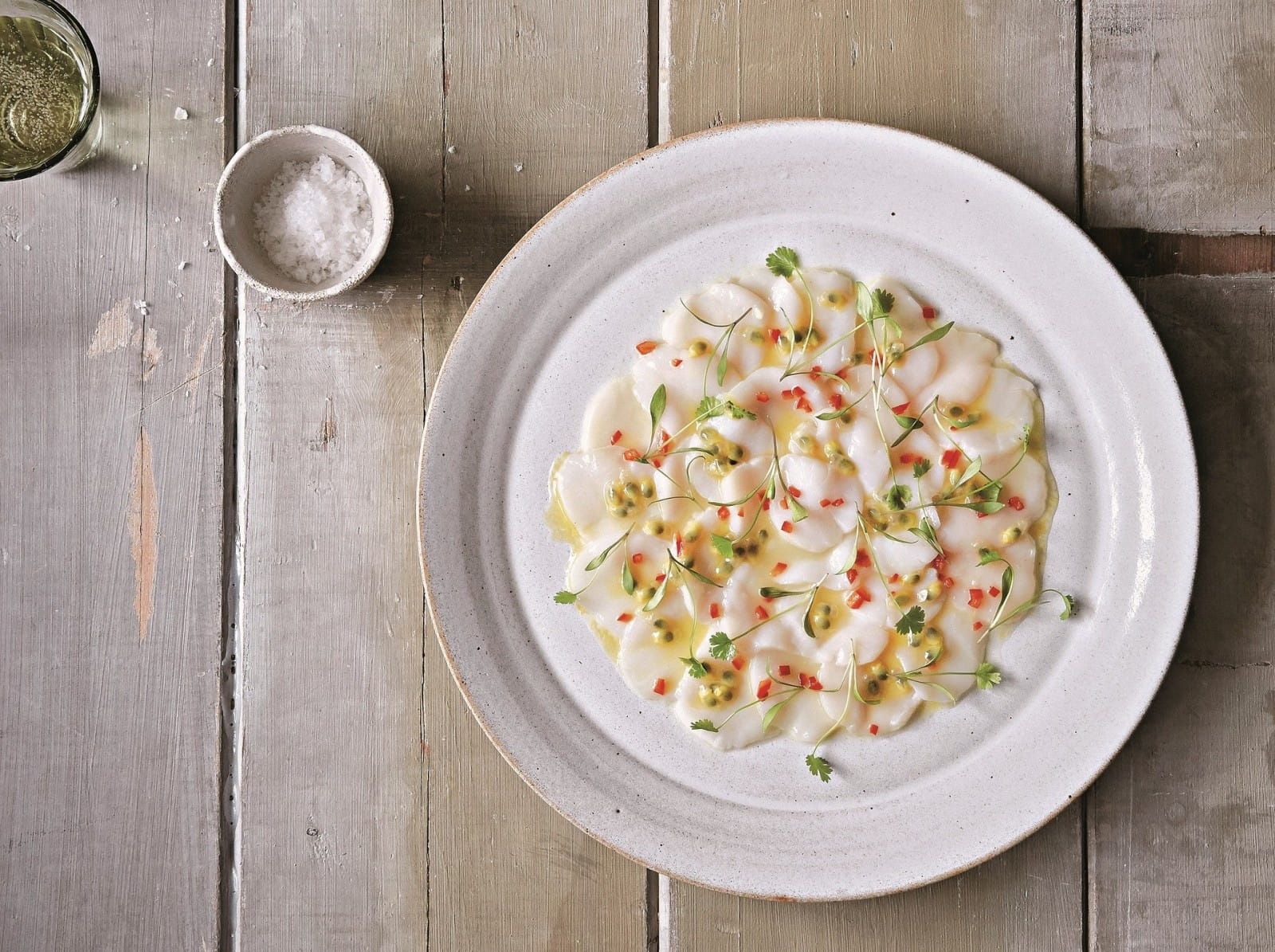 Recipe ideas matching food wine scallop ceviche forumfinder Choice Image