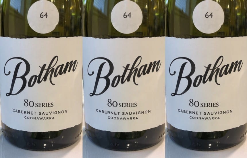 Best buys | Wine of the week: Botham 80 series Coonawarra Cabernet Sauvignon