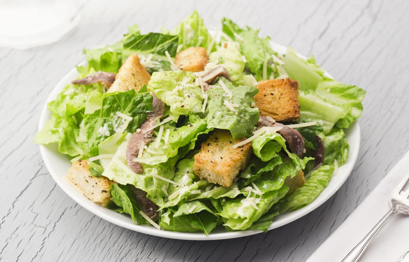 Caesar Salad Recipe Food And Wine