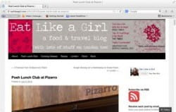 From the archives   What makes a great food blog?