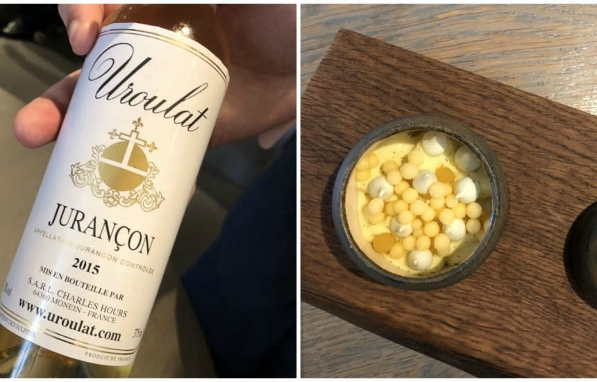 Passionfruit And Tarragon With Jurancon Matching Food Wine