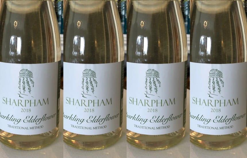 Best buys | Sharpham Sparkling Elderflower