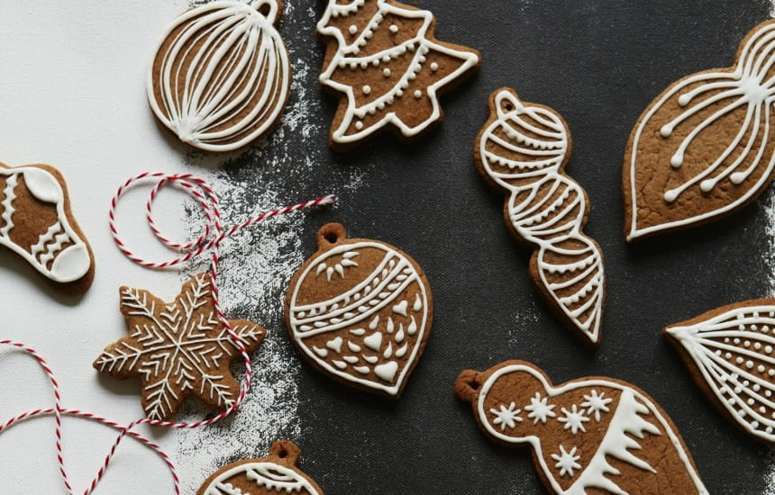 recipes polish spiced christmas cookies
