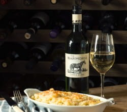Sponsored feature: 3 top wine pairings with truffled mac'n'cheese